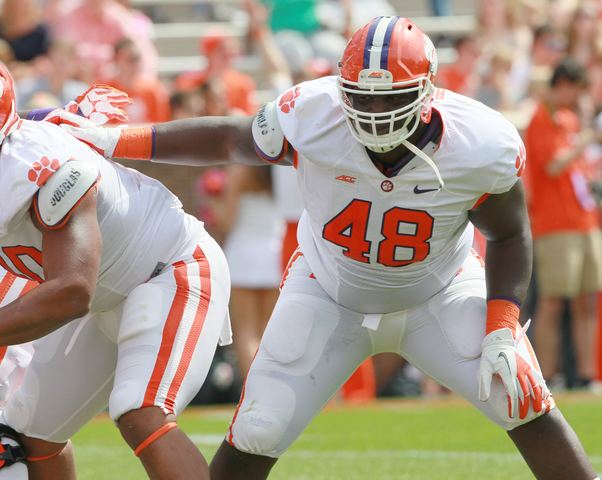 D. J. Reader Clemson starting DT DJ Reader steps away 39period of time39