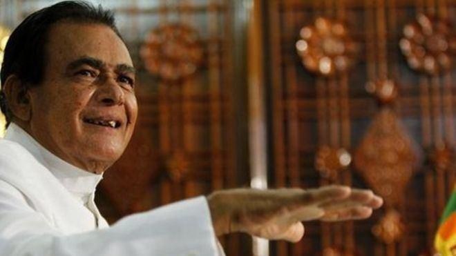 D. M. Jayaratne S Lanka heroin scam hits office of PM Jayaratne BBC News