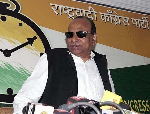 D. P. Tripathi D P Tripathi holds press meet Photo1 India Today