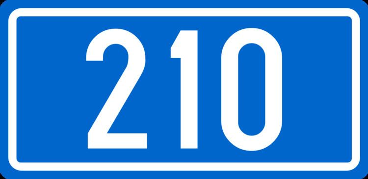 D210 road (Croatia)