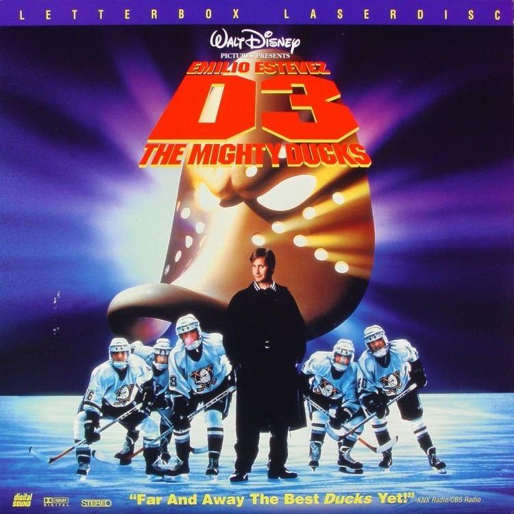 D3: The Mighty Ducks D3 The Mighty Ducks 9182 AS 786936030358 Disneyinfonl