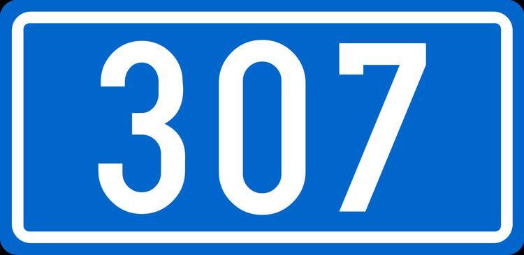 D307 road (Croatia)