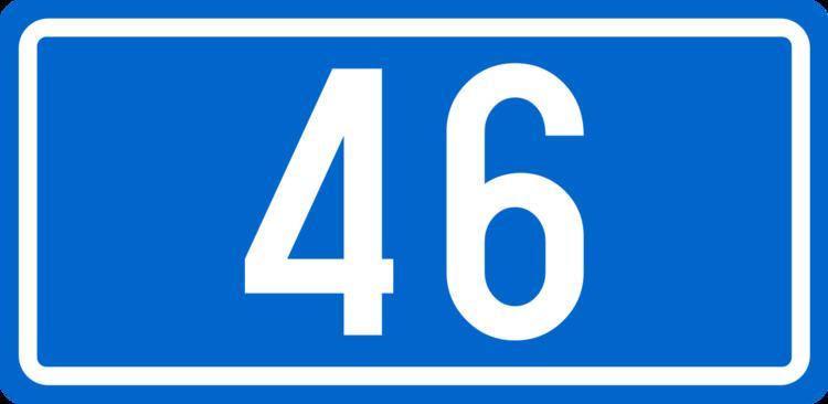 D46 road (Croatia)