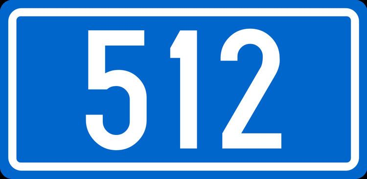D512 road (Croatia)