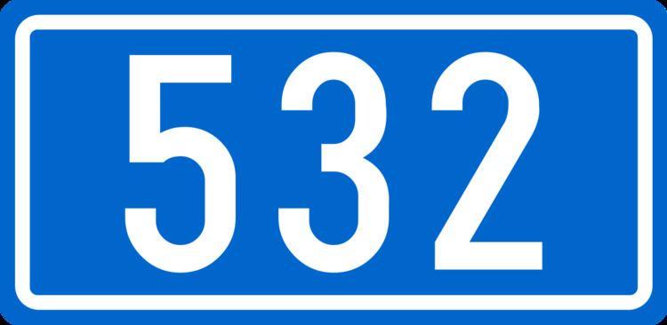 D532 road (Croatia)