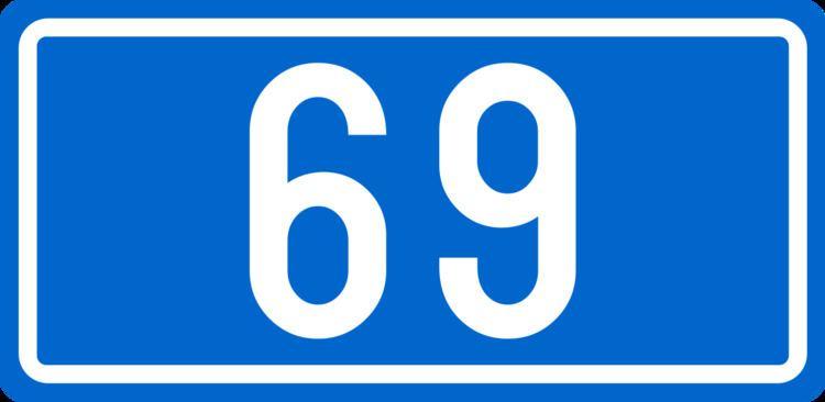 D69 road (Croatia)