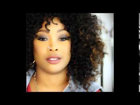 Da Brat RAPPER DA BRAT Changes Her Look Makeup and New Style Youll