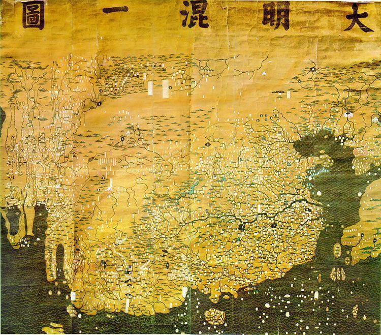 Da Ming Hunyi Tu