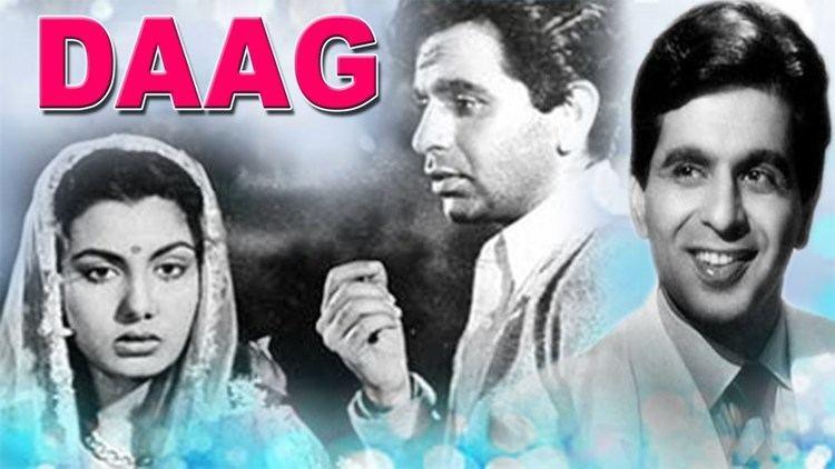 Full Hindi Movie Daag 1952 HD Dilip Kumar Nimmi Hindi Old