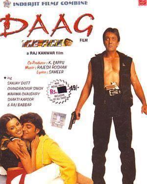 Daag (1999 film) Buy DAAG THE FIRE DVD online