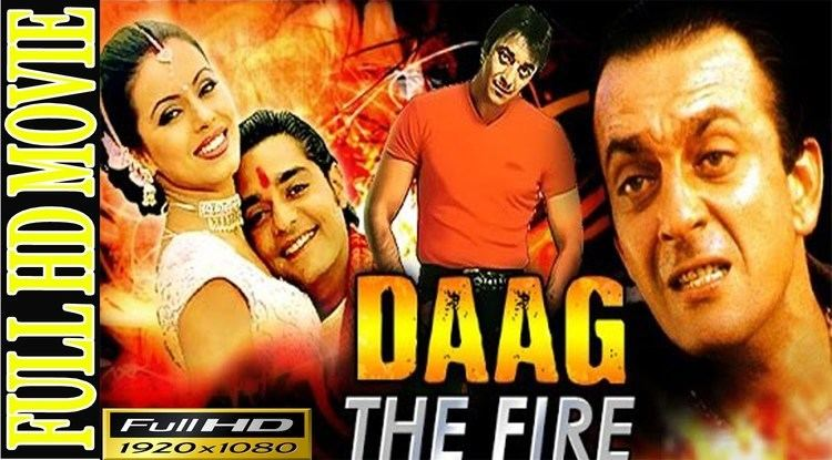 Daag (1999 film) Daag The Fire Sunjay Dutt Mahima Chaudhry Full HD Movie YouTube