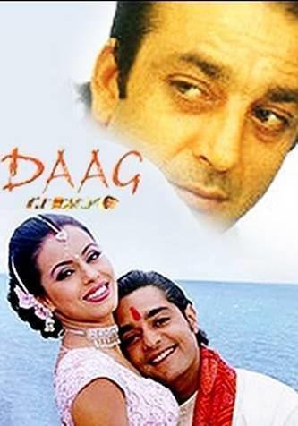 Daag (1999 film) Daag The Fire Movie on Star Gold Hd Daag The Fire Movie Schedule