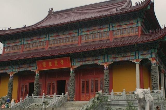 Dabeilou Temple