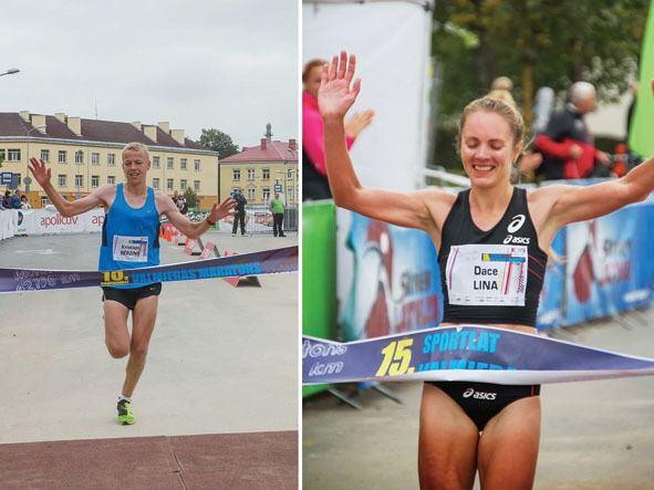 Dace Lina Maraton Lina un Brzi Sportolv