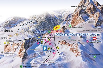 Dachstein glacier Dachstein Glacier Tourismusverband Filzmoos