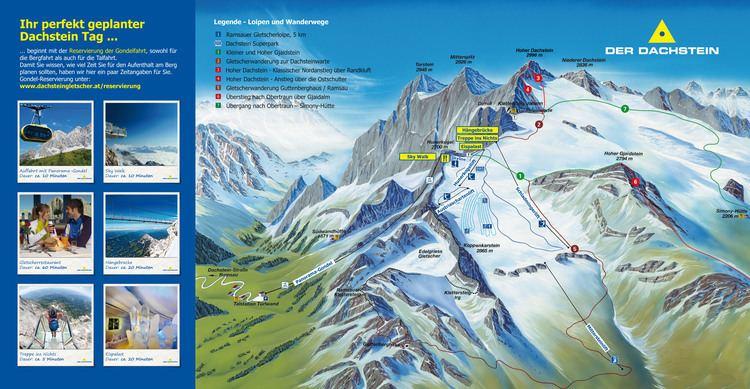 Dachstein glacier Dachstein glacier report a fascinating glacier world at