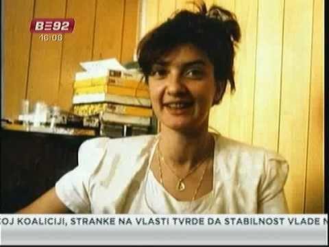 Dada Vujasinović Dada Vujasinovic B92 report YouTube