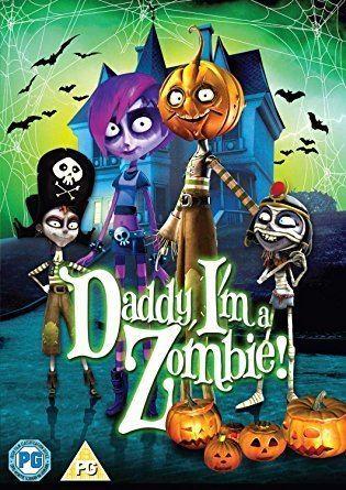 Daddy, I'm a Zombie Daddy Im a Zombie DVD Amazoncouk Joan Espinach Ricardo
