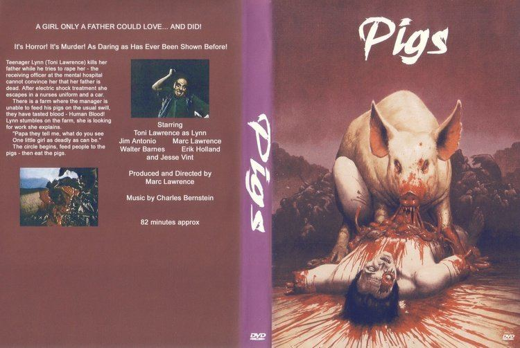 Daddy's Deadly Darling CULTFOREVER PIGS aka DADDYS DEADLY DARLING 1972