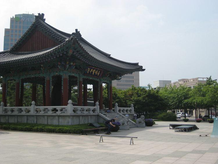 Daegu in the past, History of Daegu
