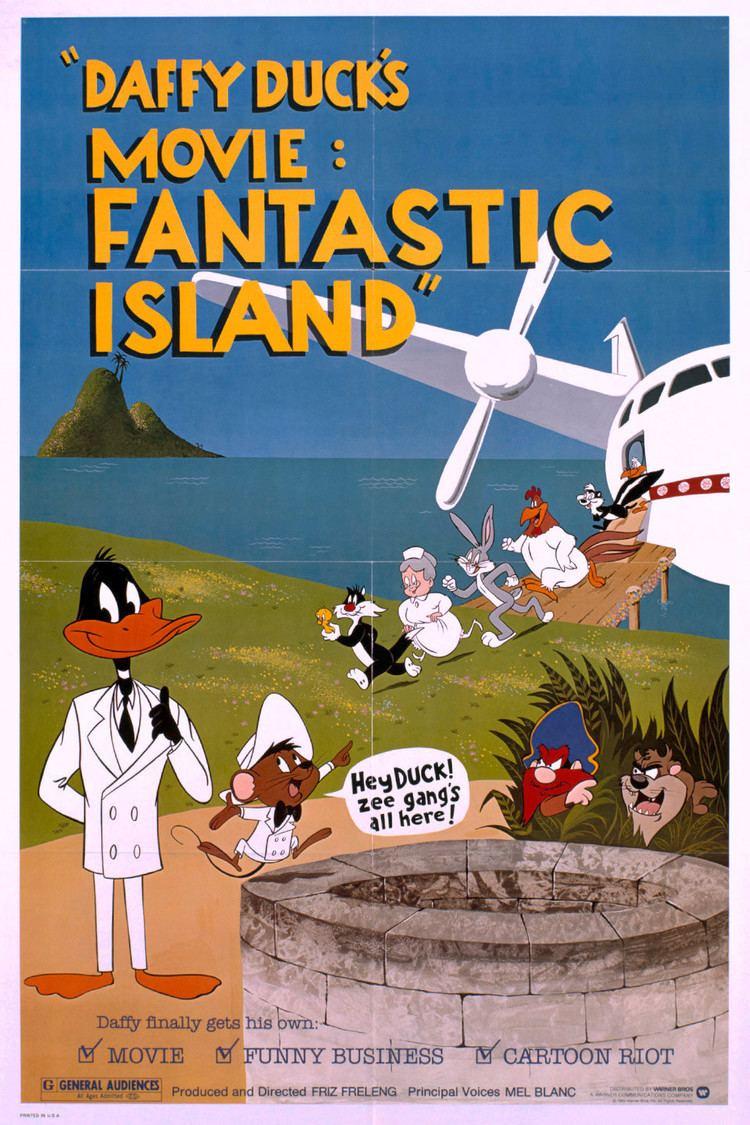 Daffy Duck's Fantastic Island wwwgstaticcomtvthumbmovieposters6855p6855p