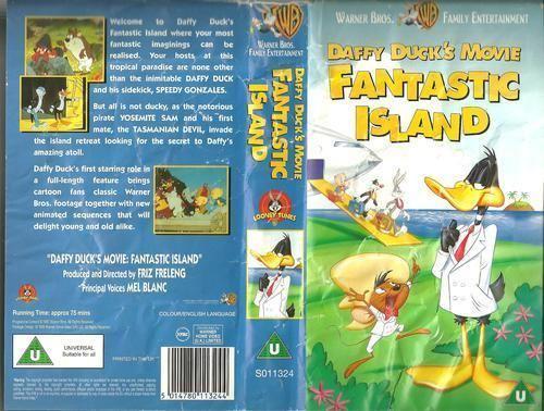 Daffy Duck's Fantastic Island Daffy Ducks Fantastic Island Alchetron the free social encyclopedia