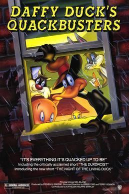 Daffy Duck's Quackbusters Daffy Ducks Quackbusters Wikipedia