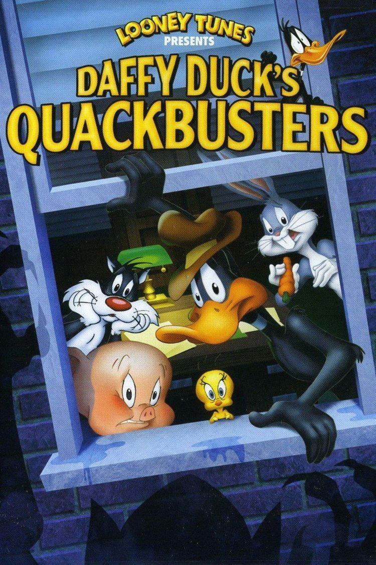Daffy Duck's Quackbusters wwwgstaticcomtvthumbmovieposters11132p11132
