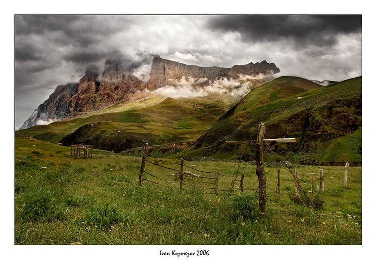 Dagestan Beautiful Landscapes of Dagestan