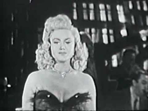 Dagmar (American actress) Ballin39 The Jack Virginia Ruth quotDagmarquot 1951 195039s