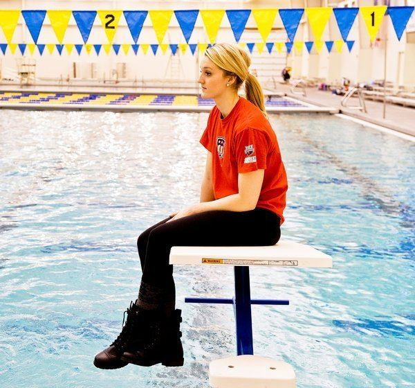 Dagny Knutson Swimmer Dagny Knutson Retires Again Seeking Normalcy