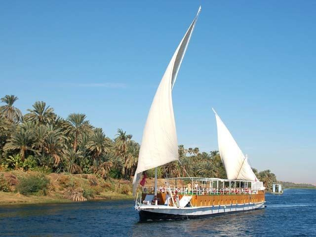 Dahabeya Nile Egypt Tours Nile on Dahabeya