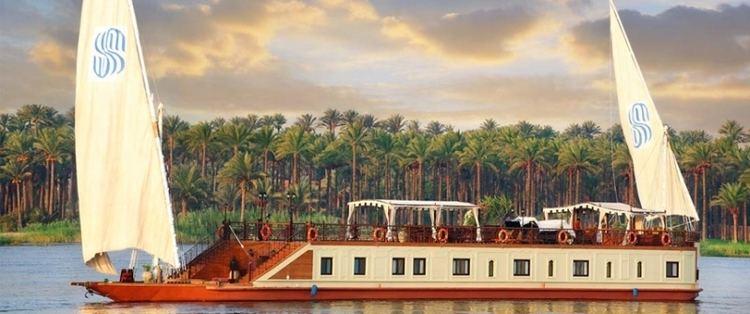 Dahabeya Sonesta Amirat Dahabeya Nile Cruise Dahabiya Nile Cruises