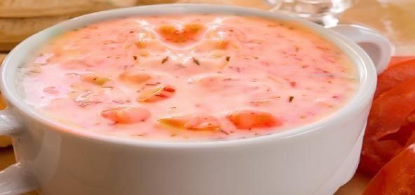 Dahi chutney Tomato Dahi Chutney Recipe