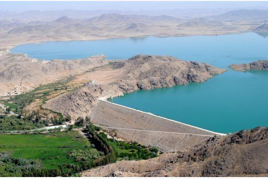Dahla Dam The Dahla Dam Project A Status Update of a USA Funded Project in