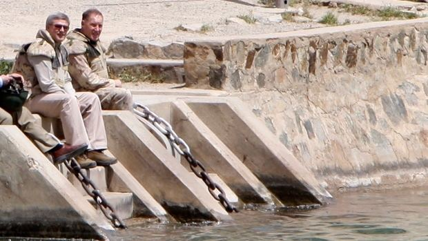 Dahla Dam Dahla Dam39s future at risk as Canada ends work in Afghanistan
