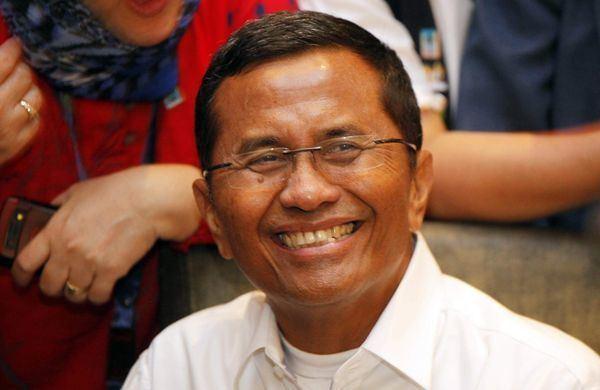 Dahlan Iskan Terkait Calon Menteri Perindustrian Dahlan Iskan Ungguli