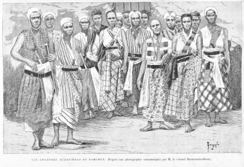Dahomey Dahomey39s Women Warriors History Smithsonian