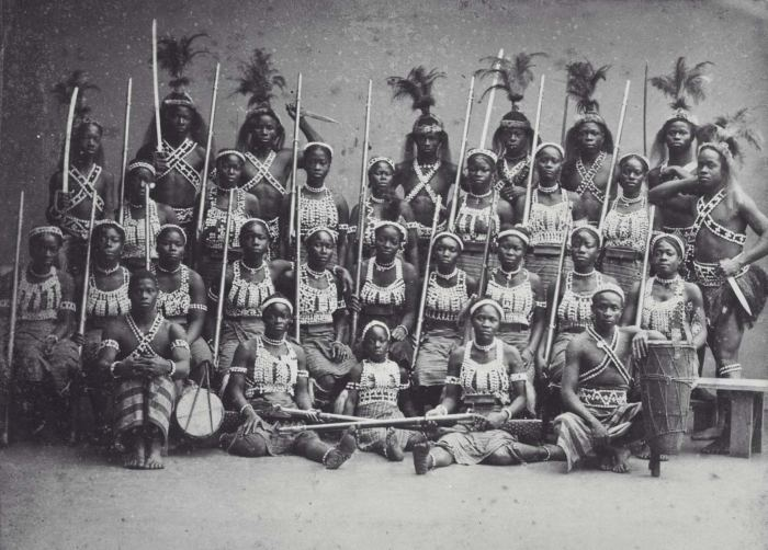 Dahomey Meet the Most Feared Women in History