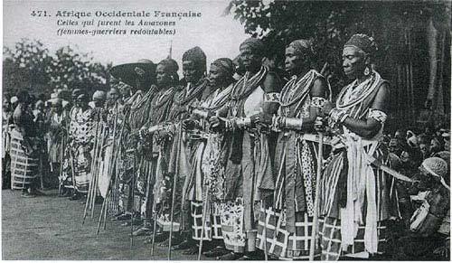 Dahomey Badass of the Week The Dahomey Amazons