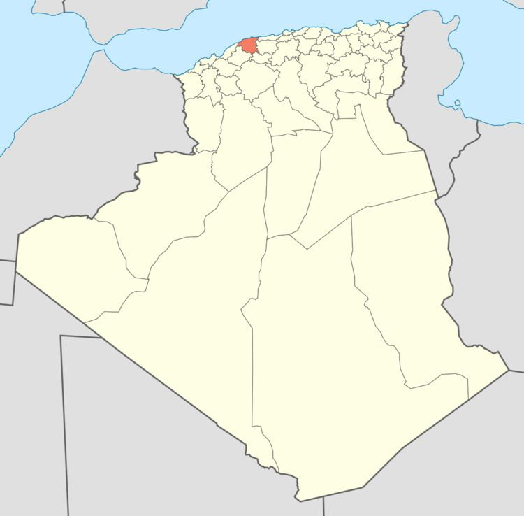 Dahra, Algeria