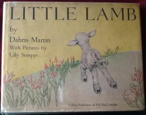 Dahris Martin Little Lamb by Dahris Martin First Edition AbeBooks