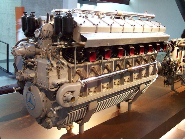 Daimler-Benz DB 602