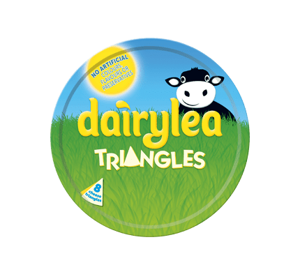 Dairylea (cheese) Dairylea Triangles