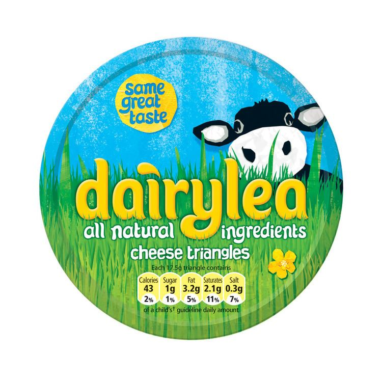 Dairylea (cheese) Dairylea New All Natural Ingredients Recipe