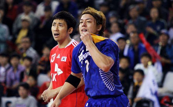 Daisuke Miyazaki Daisuke Miyazaki Photos Japan v South Korea Olympic