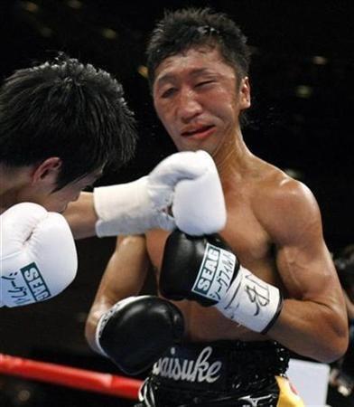 Daisuke Naito Naito poised for blockbuster with bad boy Kameda