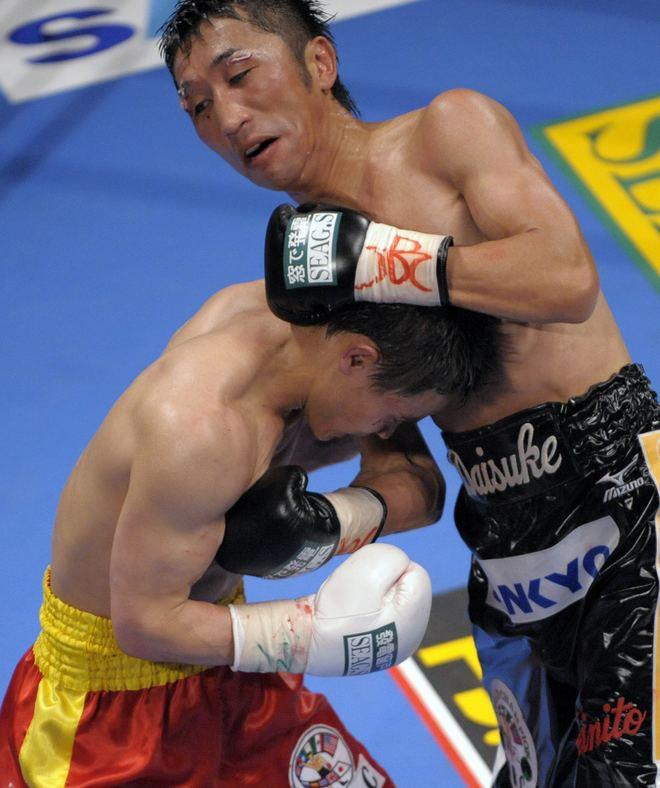 Daisuke Naito Full Report NaitoXiong World boxing Boxing news BOXNEWScomua