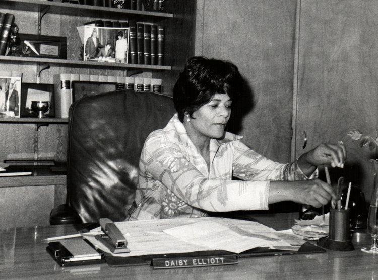 Daisy Elliott Michigan civil rights act coauthor Daisy Elliott dies MLivecom