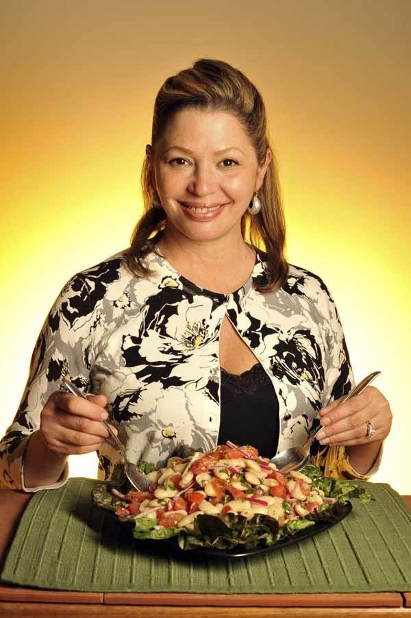 Daisy Martinez Spicing it up Daisy Martinez cooks to a Latin beat The